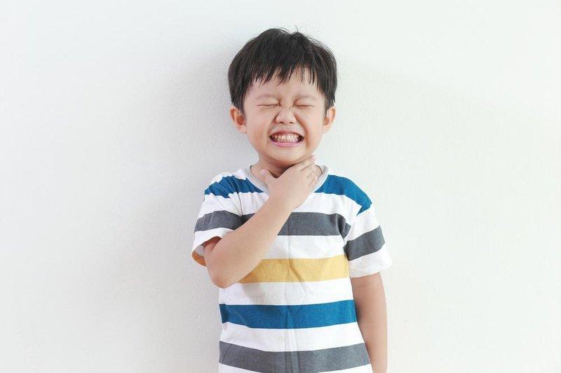 dampak gerd pada anak