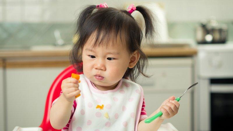 5 Tahapan Makan Ini Harus Dilalui oleh Bayi -3