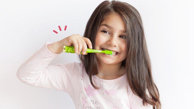 sikat gigi anak