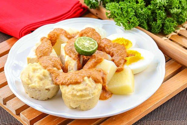 Cara membuat siomay ikan sarden