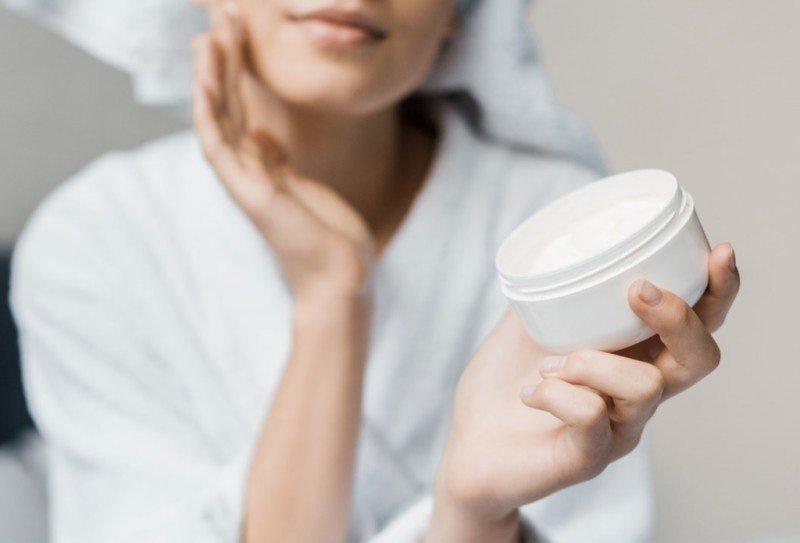 centella asiatica untuk kulit wajah kering
