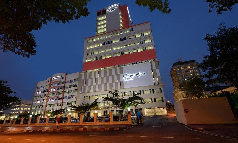 slider gleneaglespenang hospital night