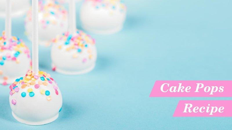 snack halloween cake pops