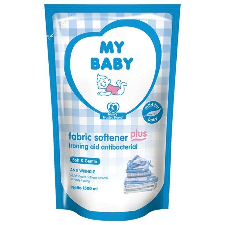 pewangi pakaian bayi