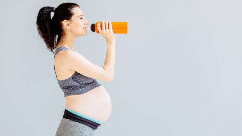 minuman yang baik untuk ibu hamil