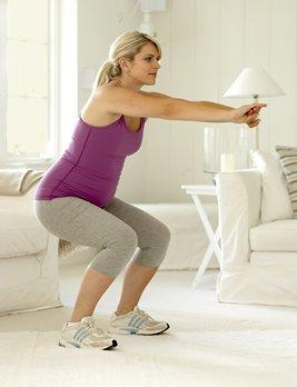 olahraga untuk menggemukan badan, squats