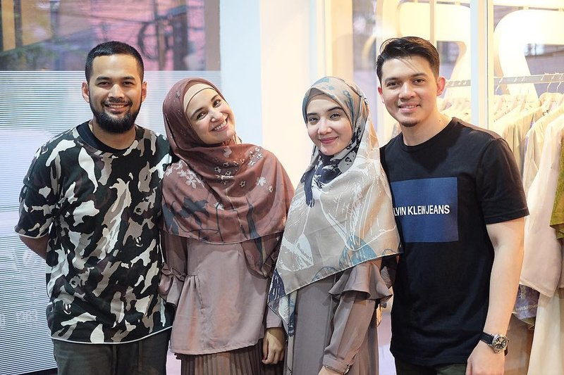 fashion hijab, fashion kompak