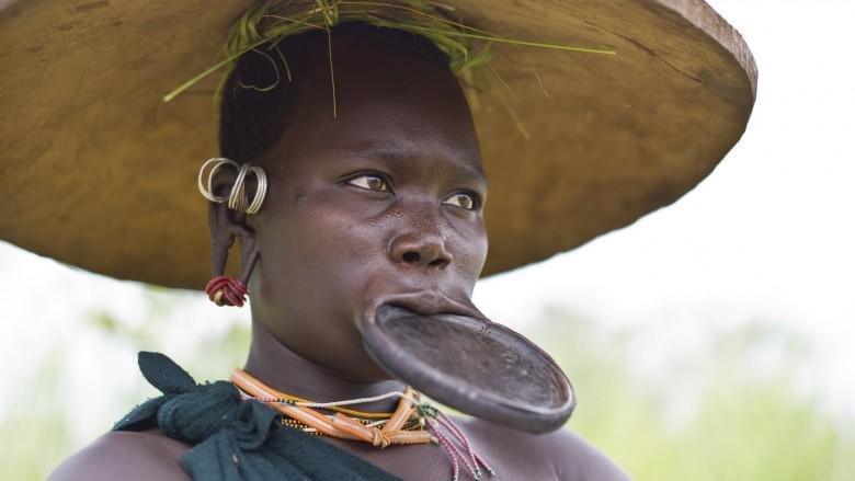 standar kecantikan afrika