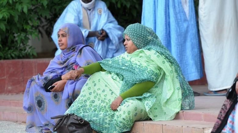 standar kecantikan mauritania