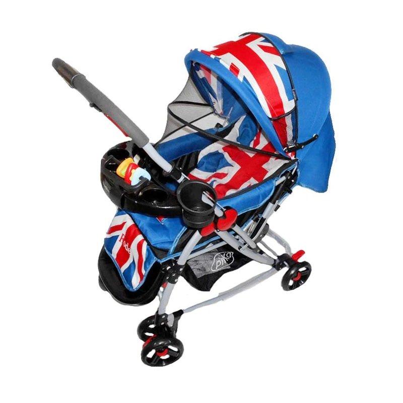 review stroller bayi