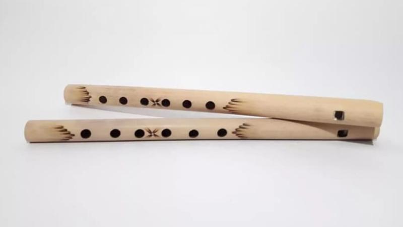 Suling bambu khas sunda