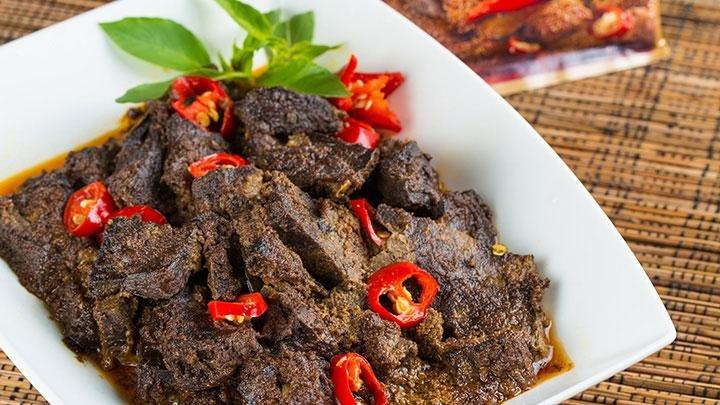 makanan khas sumatera barat, makanan khas sumbar