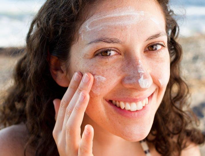 cara tepat menggunakan sunscreen