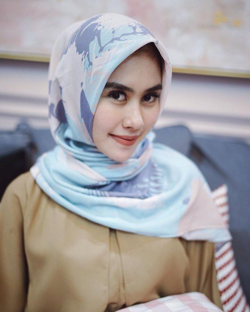 fashion hijab, gaya busana