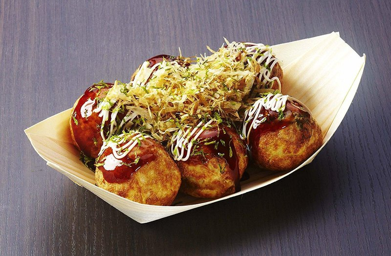 takoyaki makanan jepang
