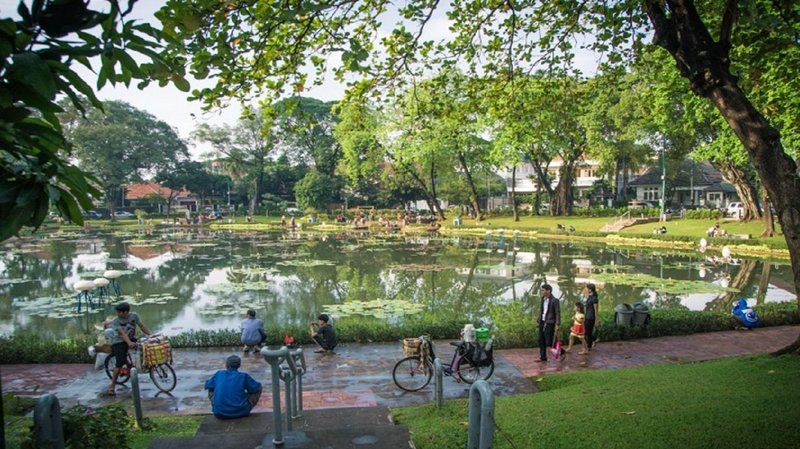 taman situ lembang theatmojo