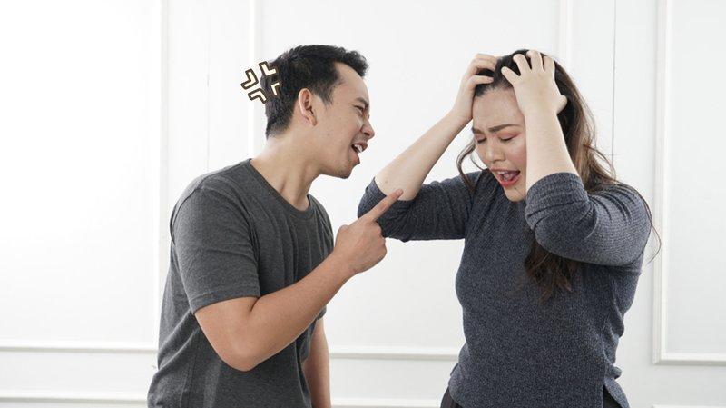 5 Tanda Kekerasan Emosional dalam Pernikahan