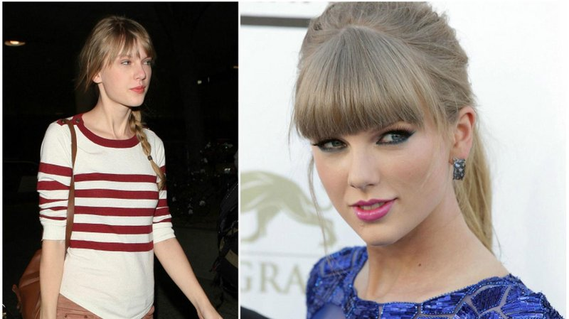 taylor swift no makeup