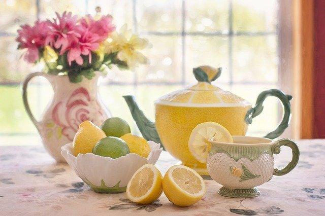 manfaat lemon untuk jantung