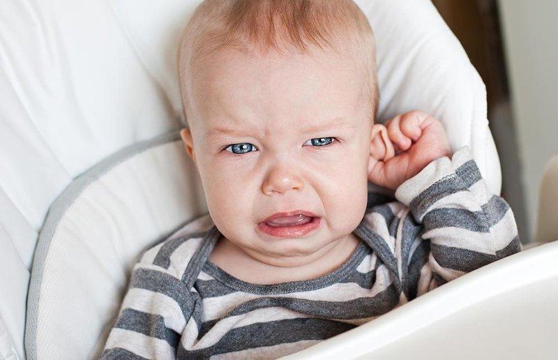 telinga bayi berair, benarkah karena infeksi 1