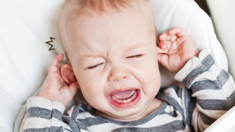 telinga bayi
