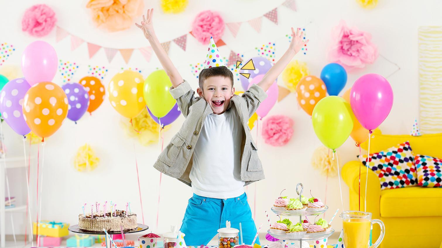 5 Ide Tema Pesta Ulang Tahun Anak Laki Laki