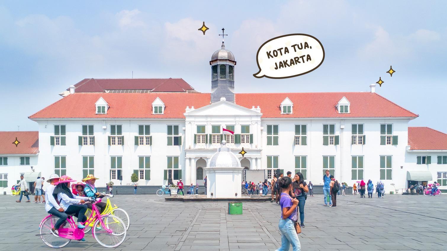 10 Tempat Bersejarah di Jakarta yang Wajib Dikunjungi