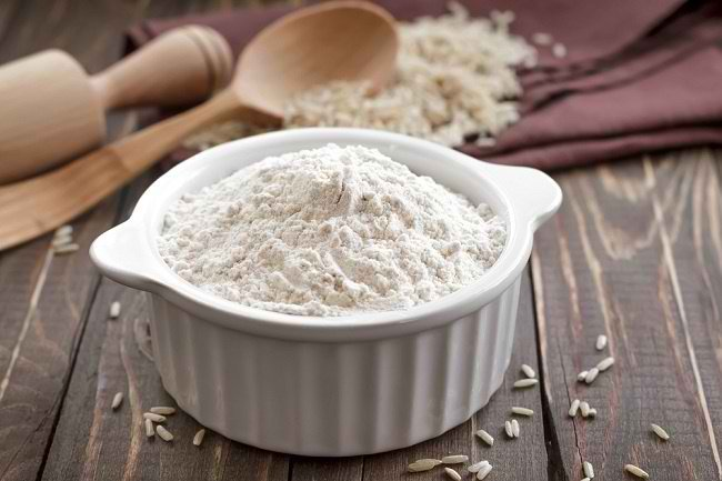 jenis tepung