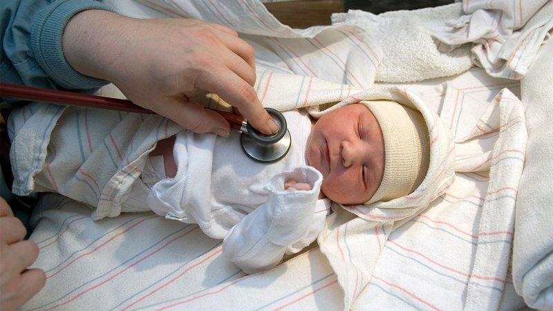 Bunyi 'Grok grok' pada Nafas Bayi, Penyebab dan Cara Mengatasinya
