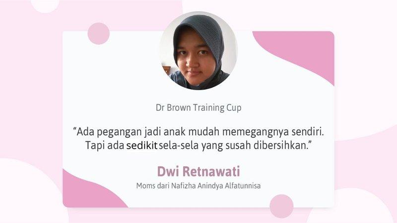 testimoni review traning cup dr brown.jpg