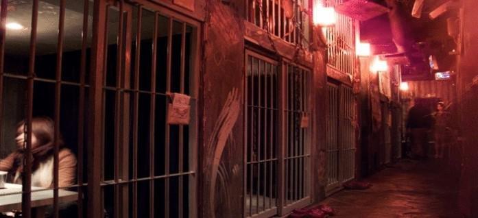 the lock up jepang