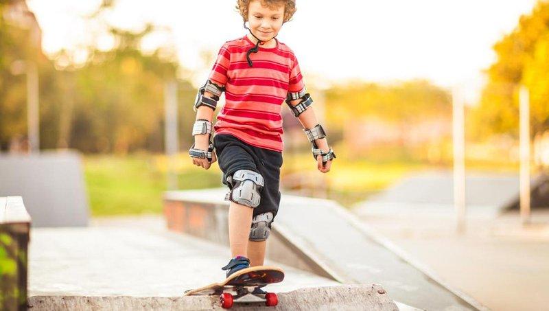 tidak disangka, ternyata ini 4 manfaat bermain skateboard untuk anak 2