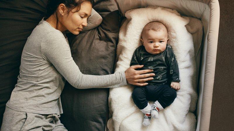 Tidur Bersama Bayi