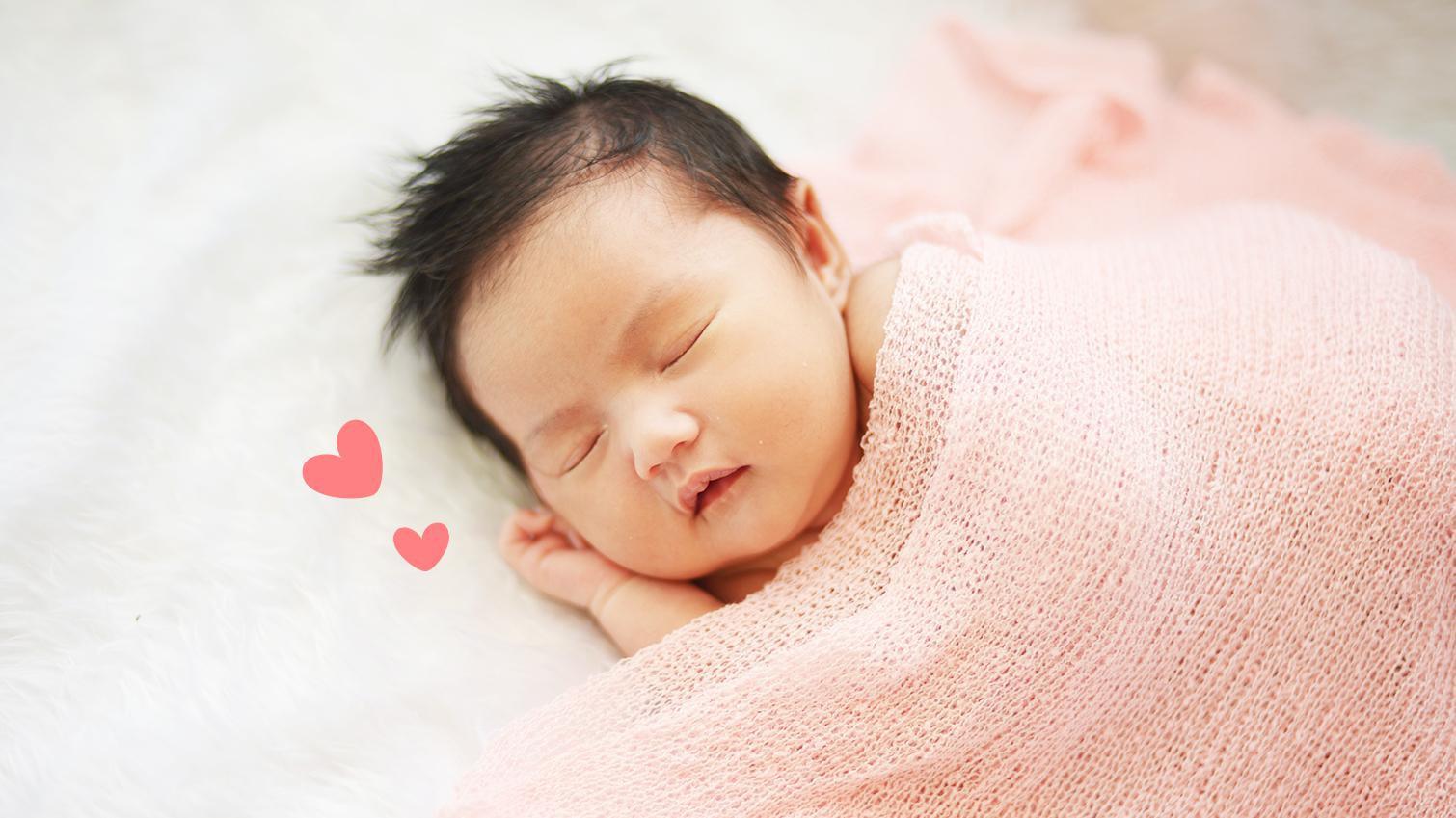Tips Merawat Rambut Bayi Baru Lahir Agar Sehat Dan Lebat Orami