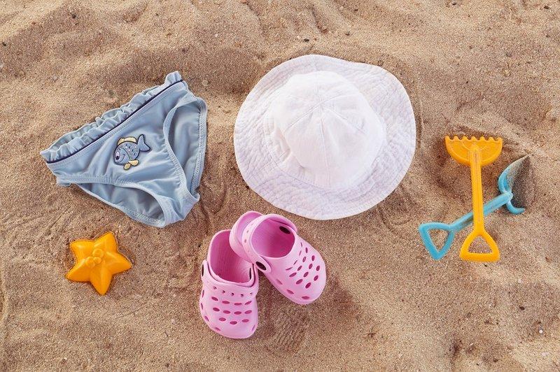 perlengkapan bayi saat liburan