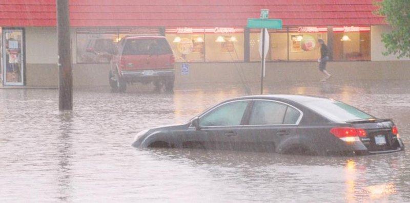 hati-hati, ini xx titik banjir jakarta