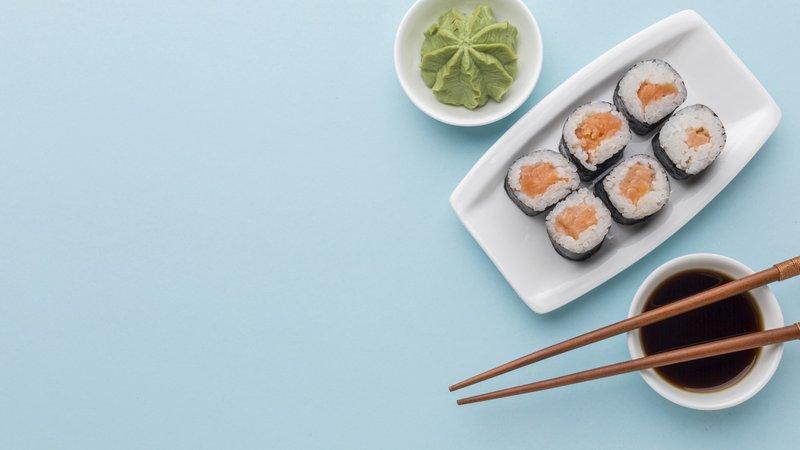Resep sushi ala Jepang tidak membutuhkan terlalu banyak bahan