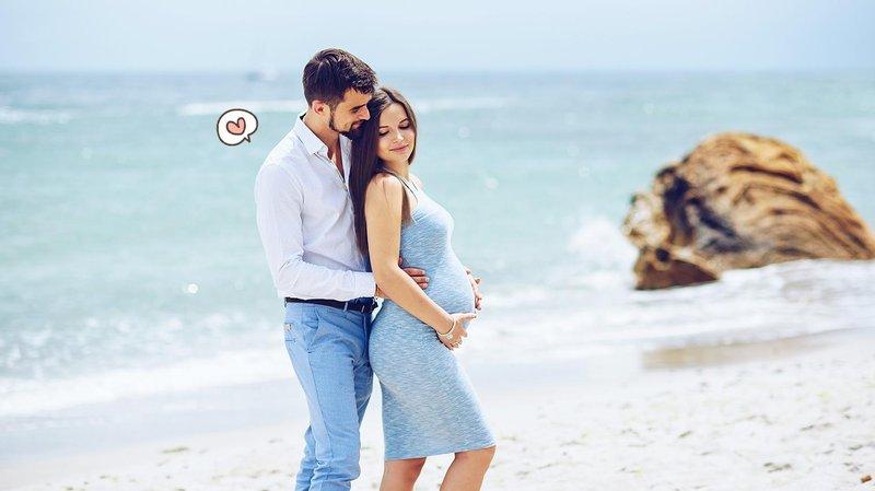 trik sehat babymoon di trimester kedua kehamilan hero