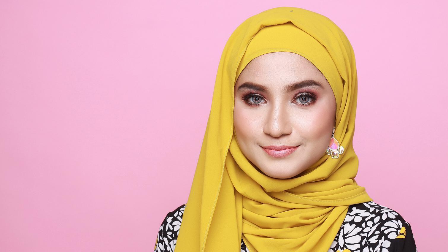 6 Tutorial Hijab Pashmina Simple Tapi Stylish Cek Yuk Orami