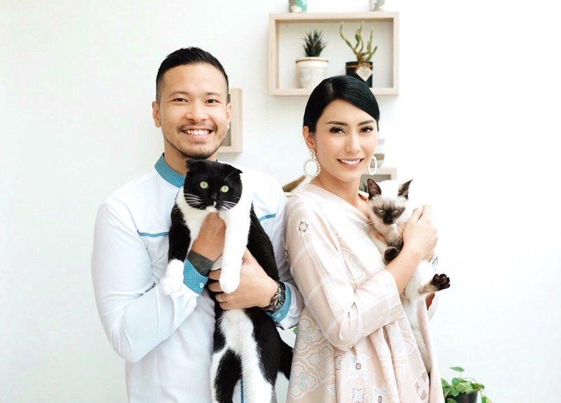 Pernikahan Tyas Mirasih dan Raiden Soedjono