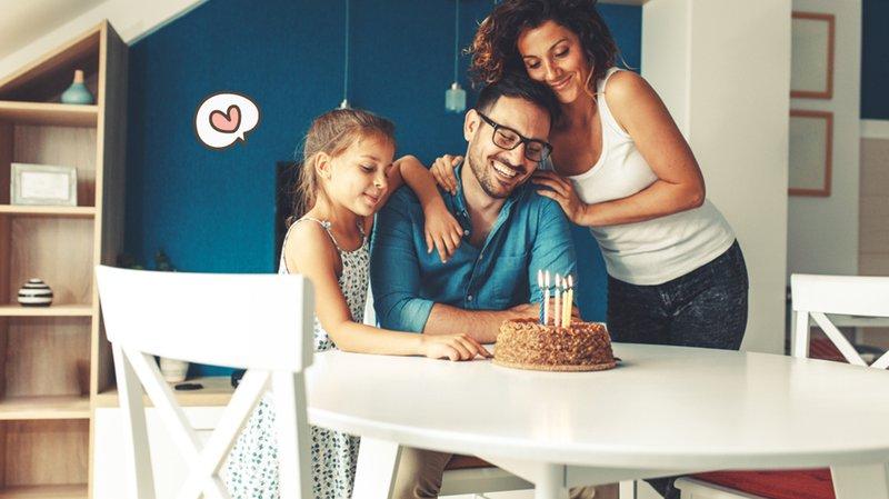 35 Ide Ucapan Ulang Tahun untuk Ayah dari Moms dan Si Kecil, Manis dan Unik!