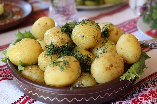 kentang rebus untuk diet