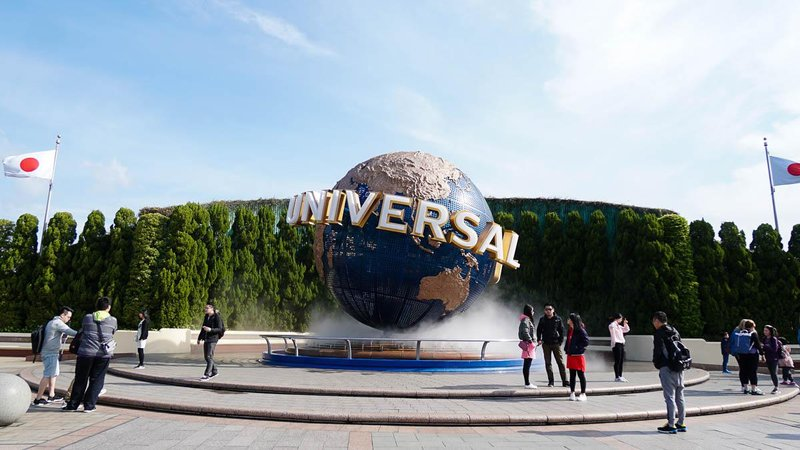 universal studios globe osaka usj guide 3