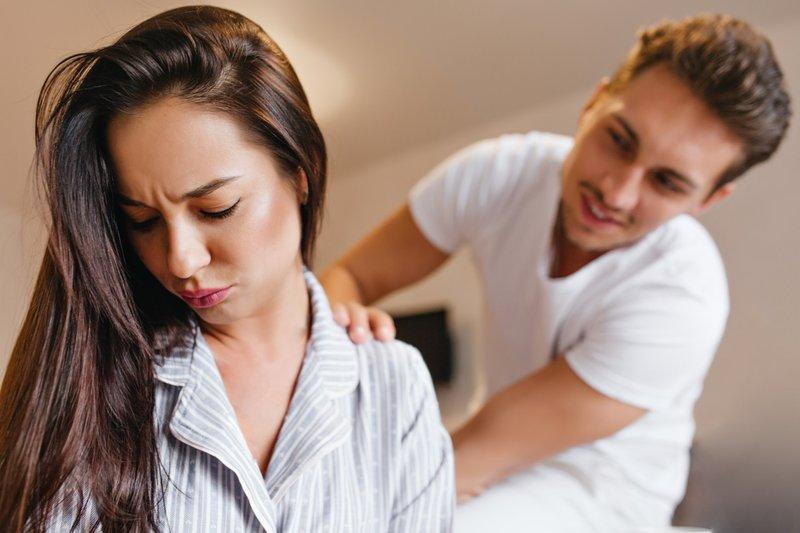 Efek samping KB suntik juga mempengaruhi turunnya gairah seks