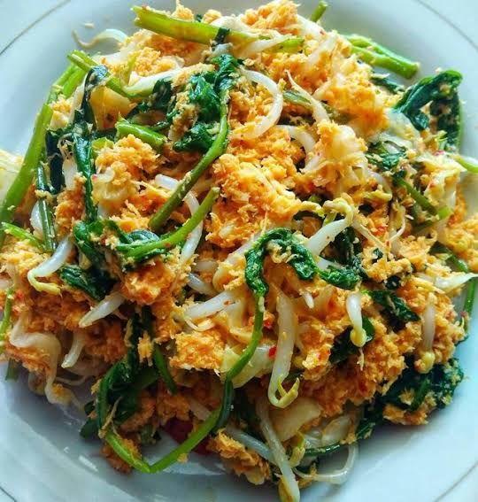 Resep Sayur Urap Yang Enak Segar Dan Sehat Orami