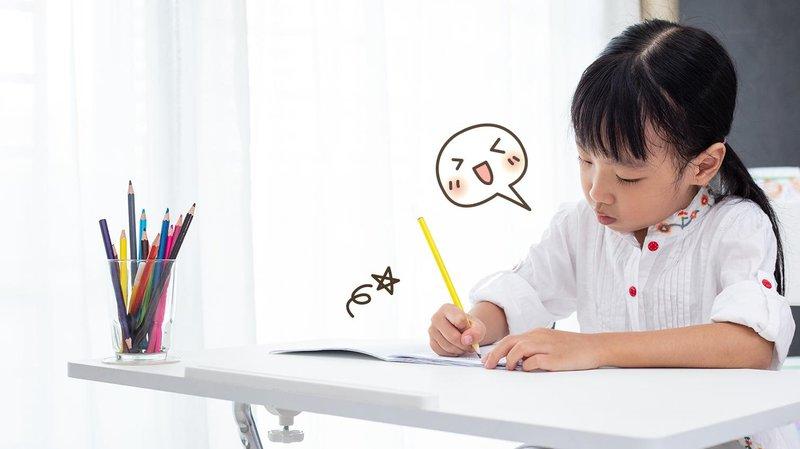 Anak Pertama Gemar Belajar