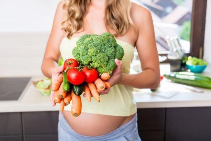 vegetarian saat hamil
