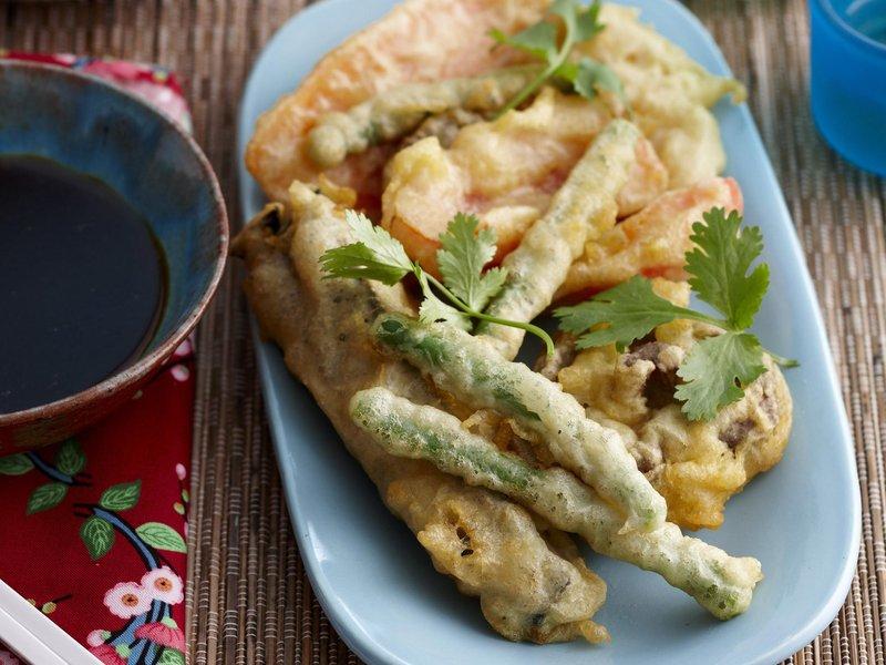 vegetable tempura basic tempura batter