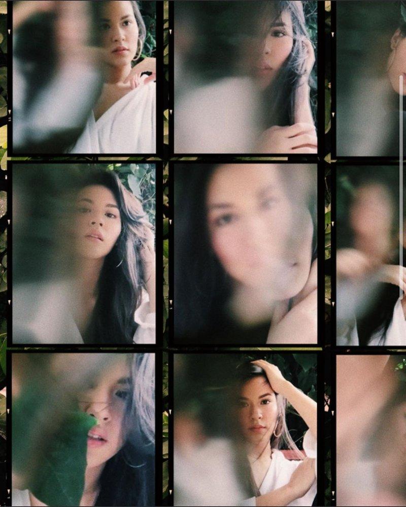 tren virtual photoshoot