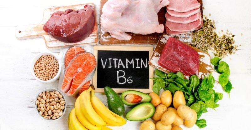 Makanan Mengandung Vit B6
